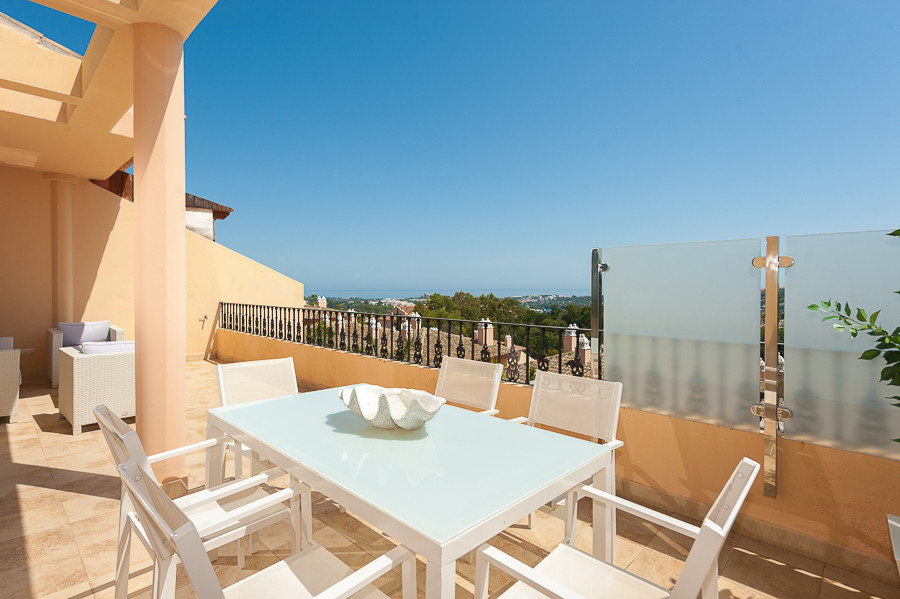 Penthouse in Nueva Andalucía R3368893