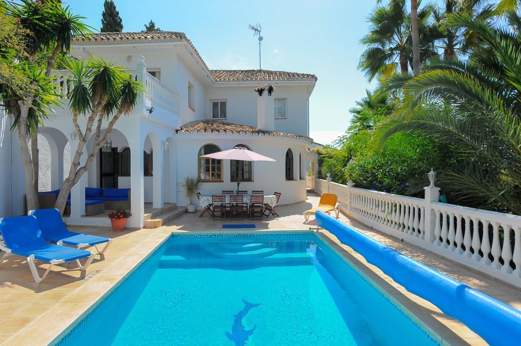 Villa For sale In Campo mijas - Space Marbella