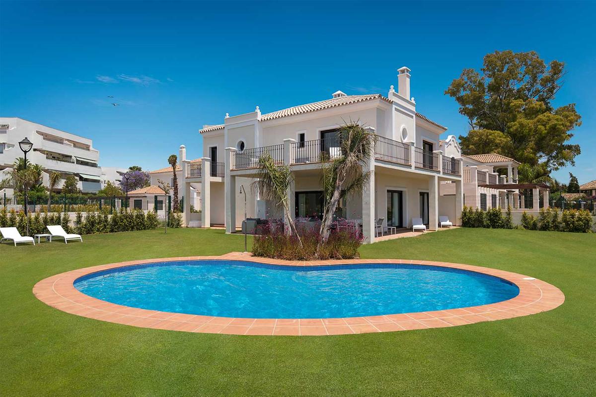 Town House for sale in Guadalmina Baja - San Pedro de Alcantara Town House - TMRO-R3270922