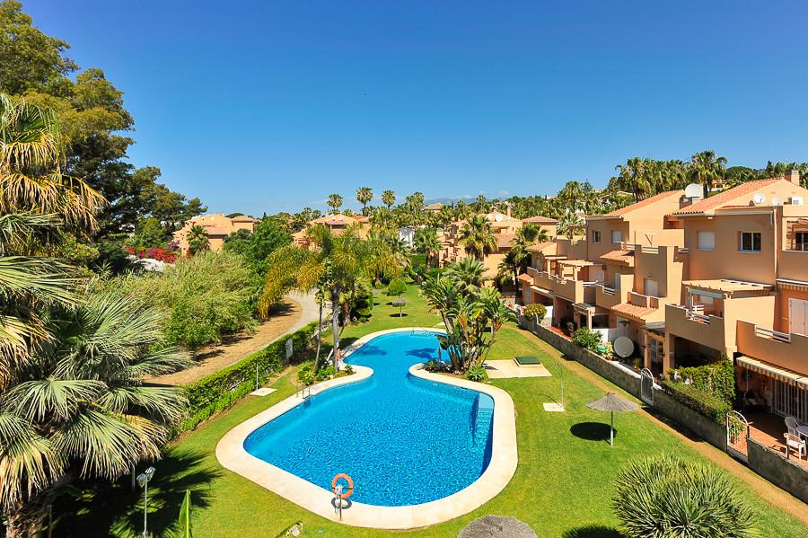 Apartment Penthouse Las Chapas Málaga Costa del Sol R3536452