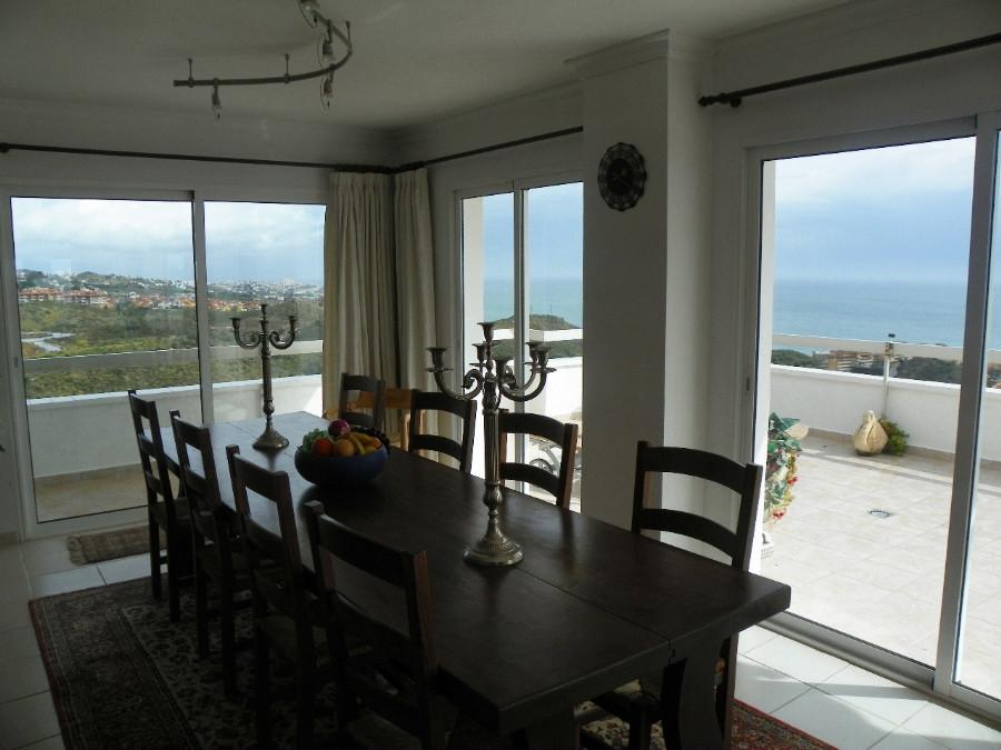 Penthouse for sale in Torreblanca, Fuengirola