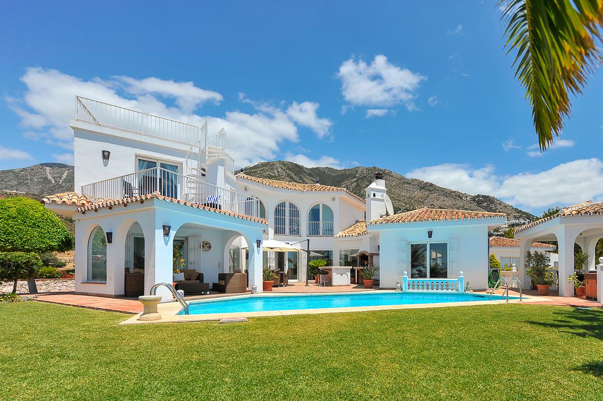 Fristående villa i Mijas R3196084