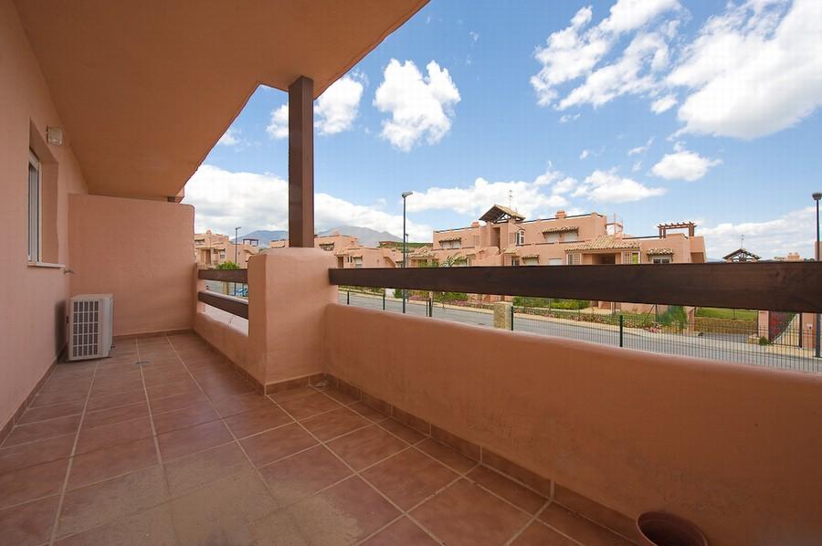 Apartment Ground Floor in Casares, Costa del Sol
