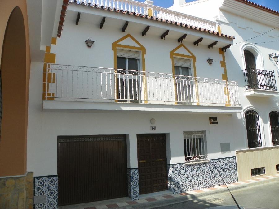 Fritliggende Villa i Alhaurín el Grande R405693