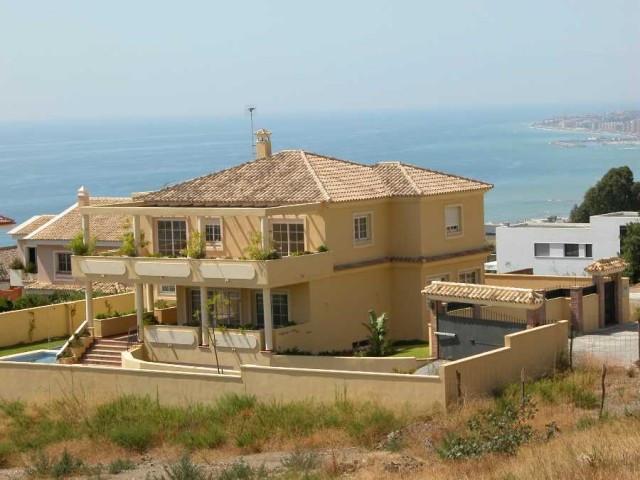 Villa en Benalmadena Costa del Sol