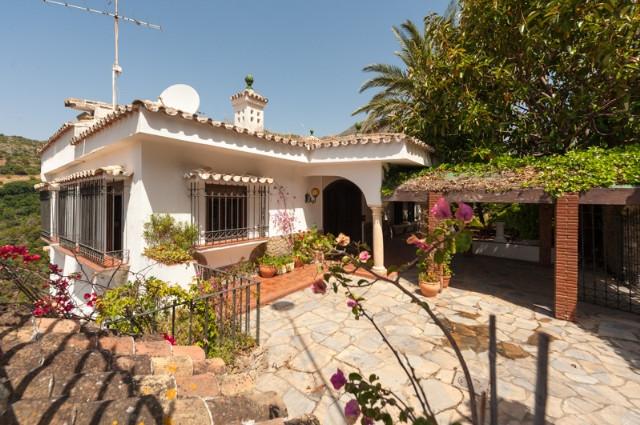 Villa Independiente en Casares, Costa del Sol