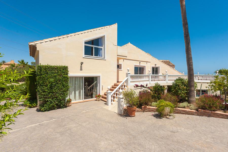 Villa Individuelle à Las Chapas, Costa del Sol