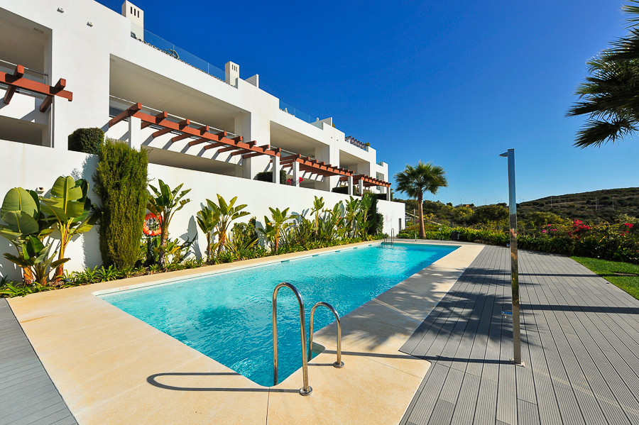 Delightful penthouse situated on the prestigious resort of the Finca Cortesin, with well-kept commun,Spain