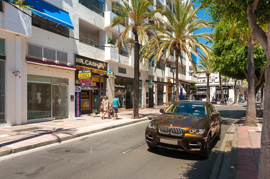 Commercial Premises for sale in Marbella - Puerto Banus - Marbella - Puerto Banus Commercial Premises - TMRO-R2739734