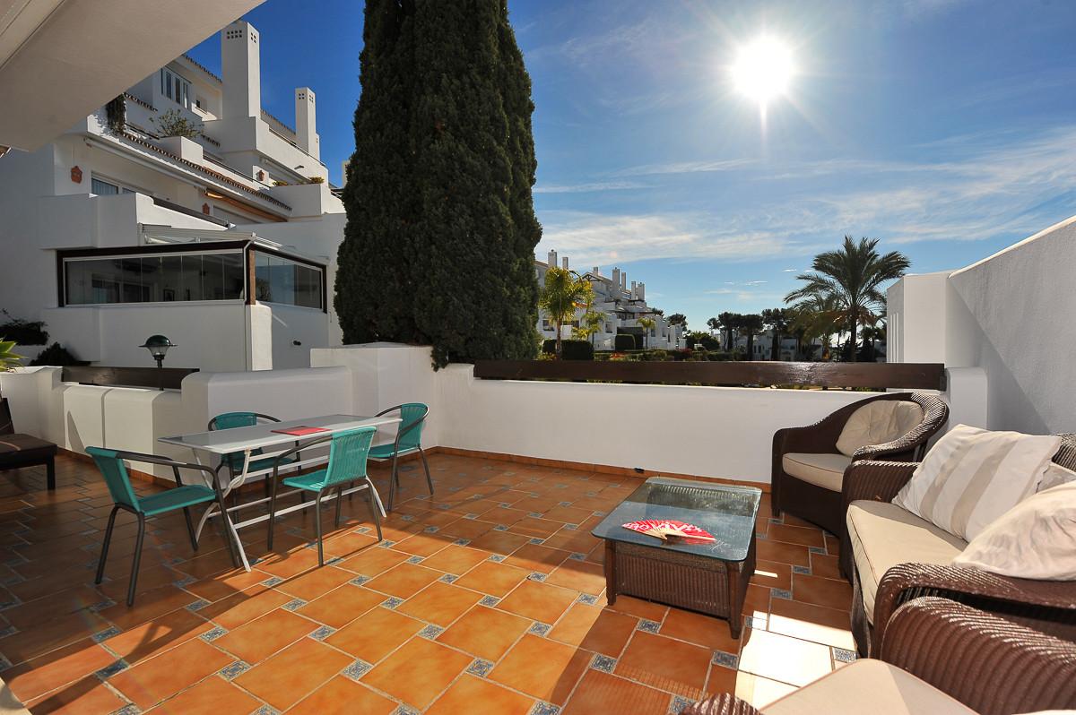 Mitte Stock Wohnung in Marbella R3064033