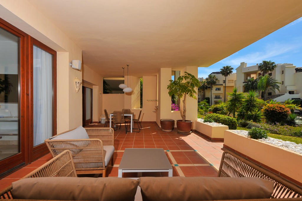 Apartamento Planta Baja en Estepona, Costa del Sol