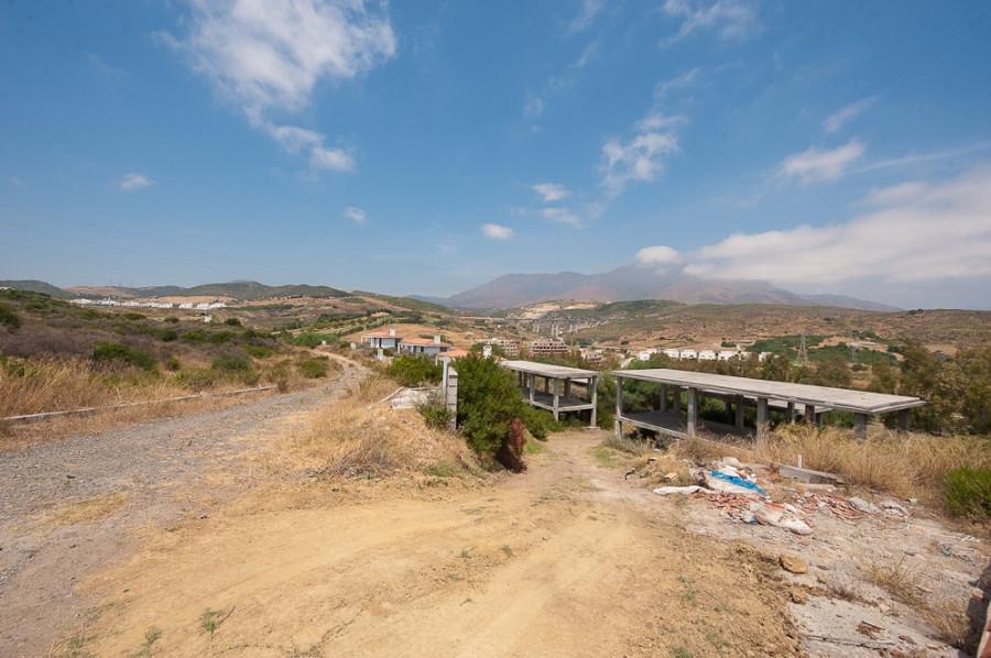 Terrain, Résidentiel  en vente    à Estepona