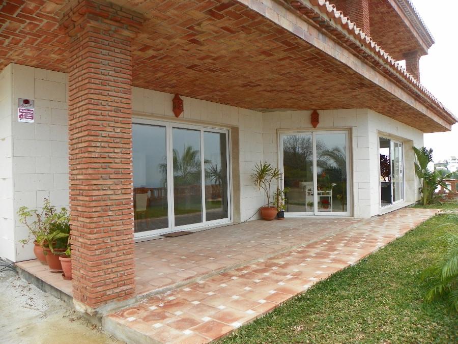 Imposing designer villa commanding the most impressive views towards the sea,Gibraltar and Africa.Im,Spain
