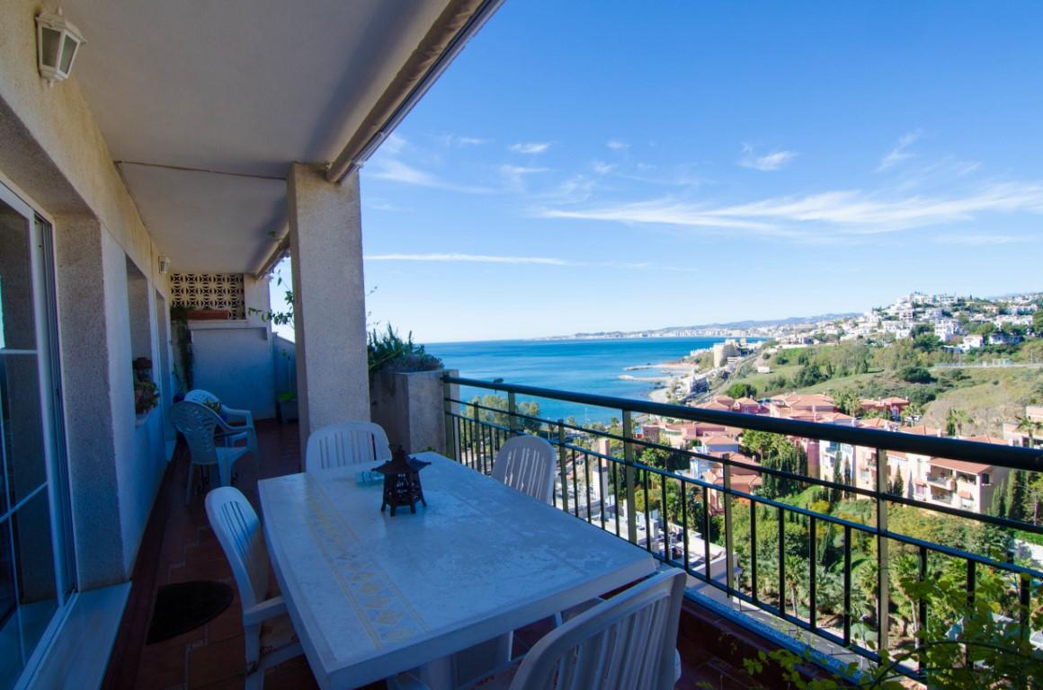 2 Bedroom Penthouse Apartment For Sale Benalmadena Costa
