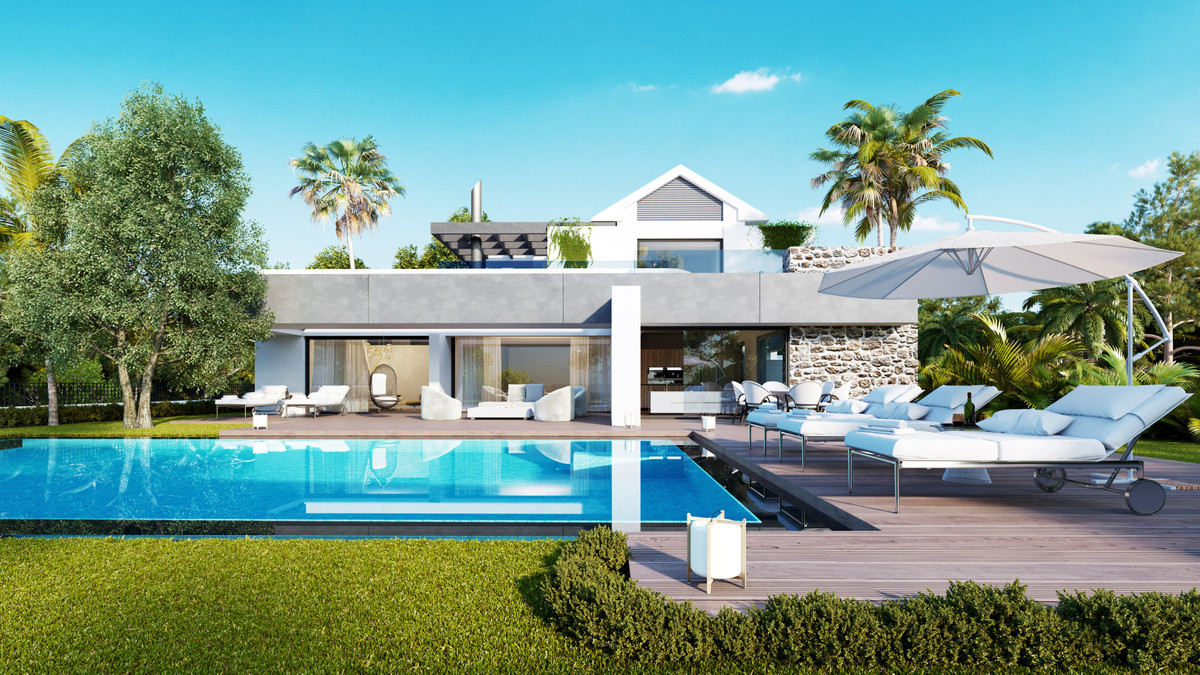 Ref:CR3331906 Villa For Sale in Estepona