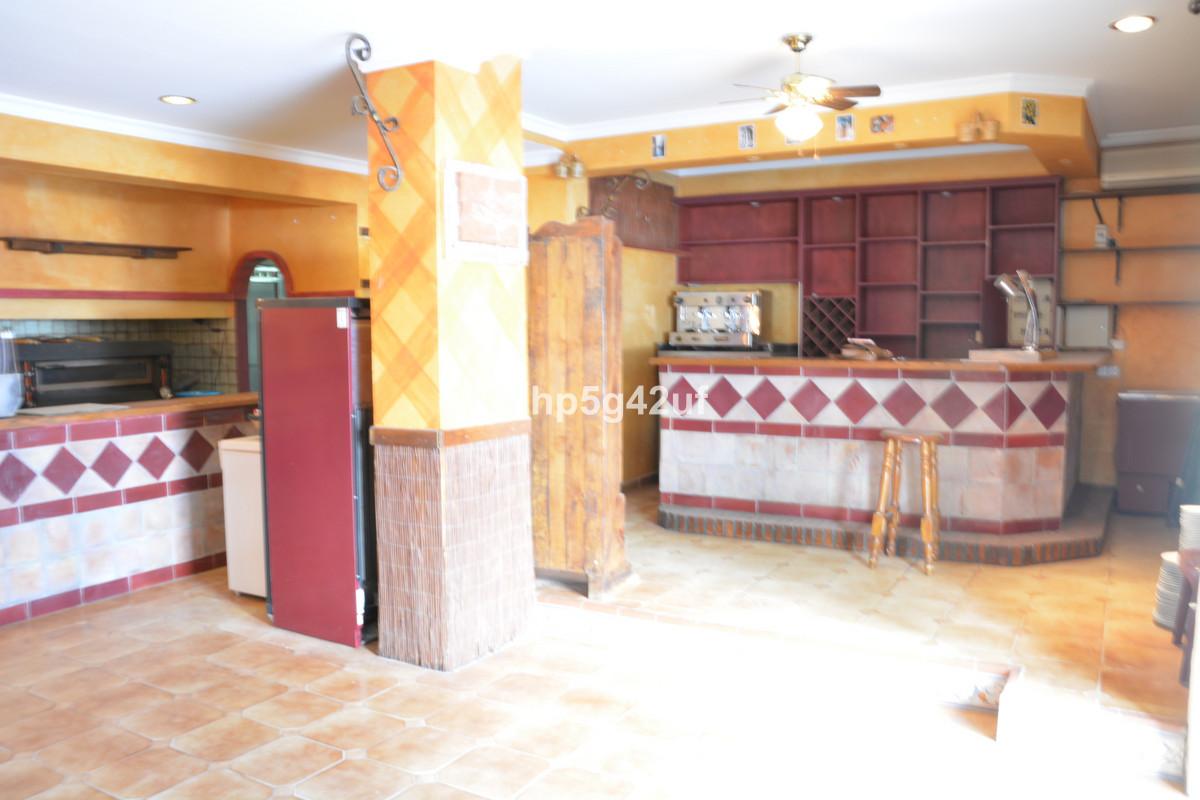 Commerce, Restaurant  en vente    à San Pedro de Alcántara