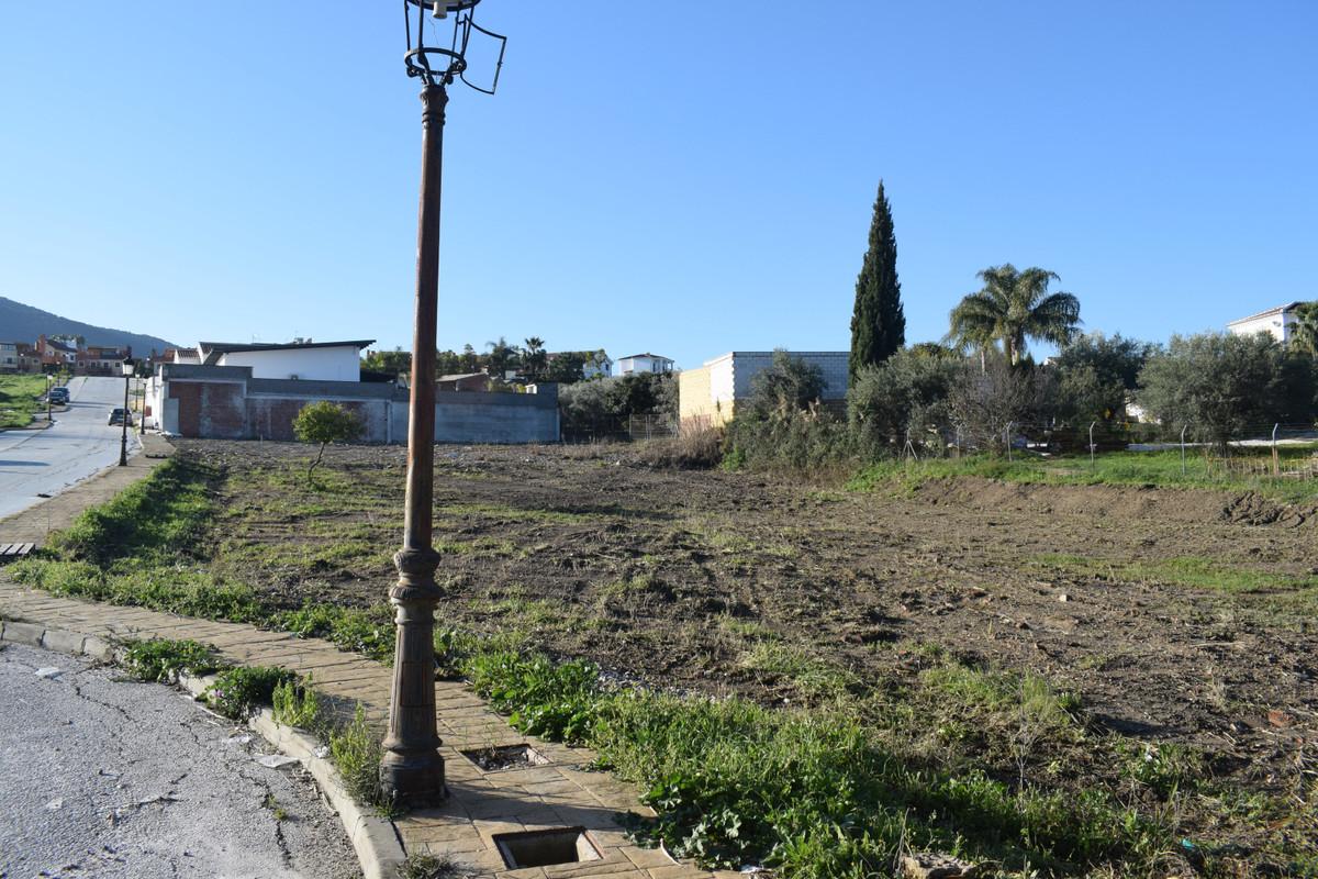 Terrenos en Venta en Alhaurín el Grande