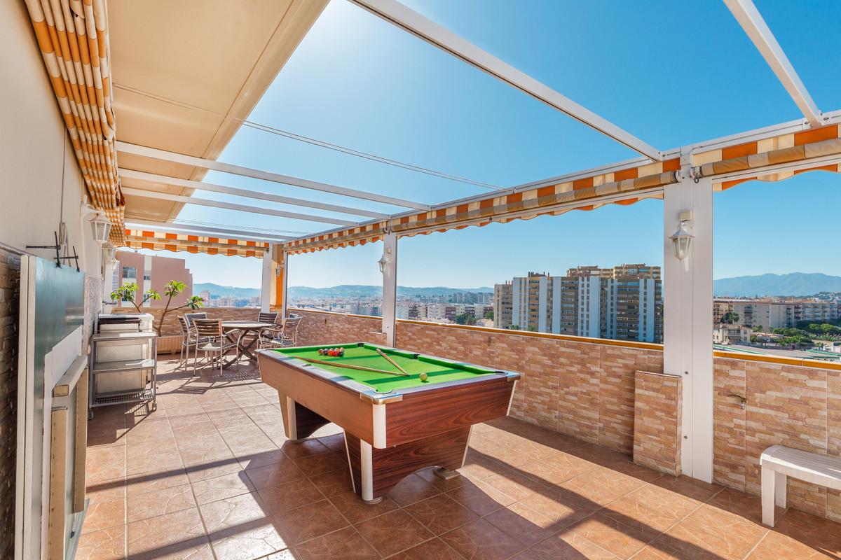 Apartment Penthouse Fuengirola Málaga Costa del Sol R3511432