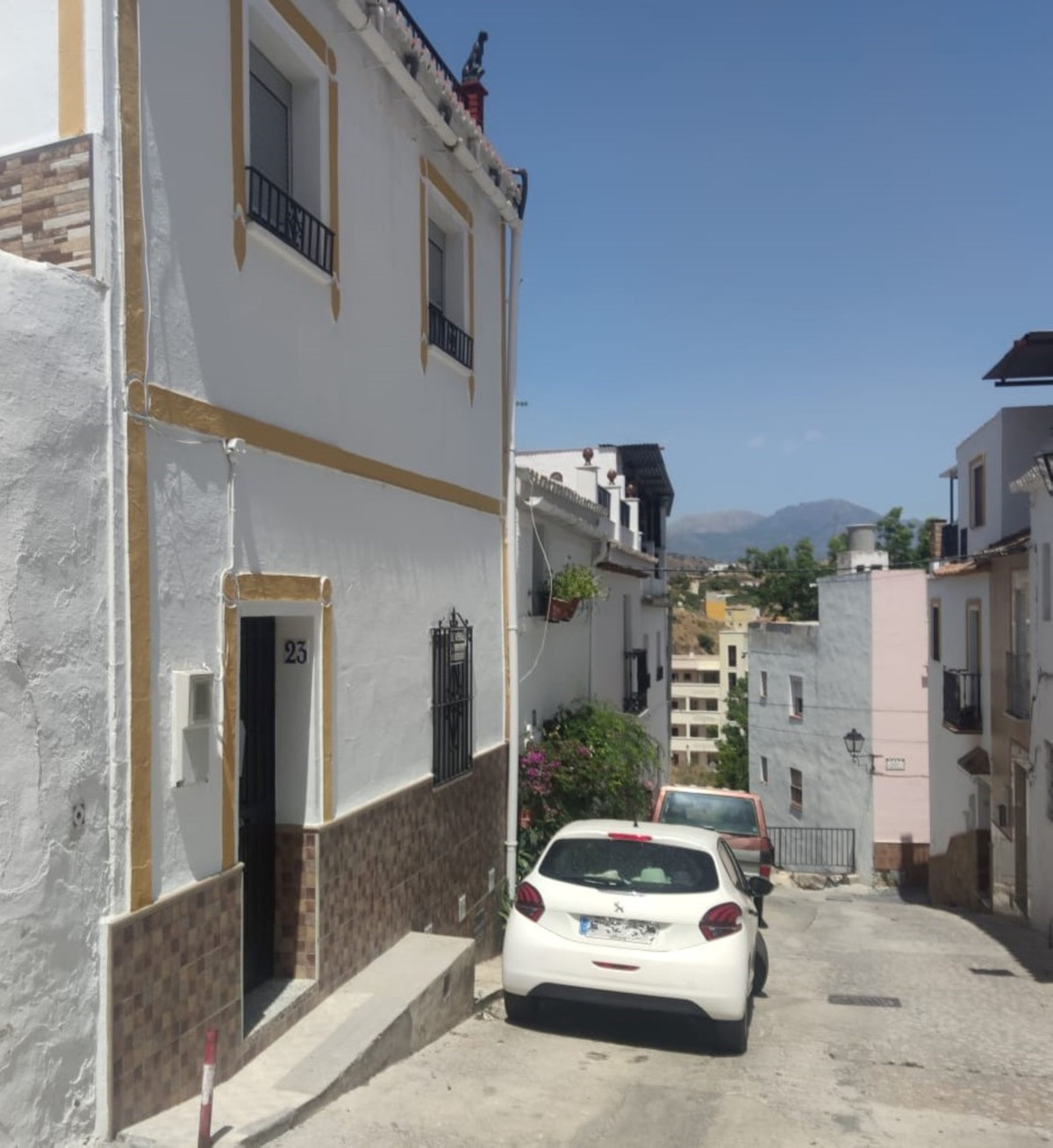 Economic house opportunity. House of 40 m2 approxi