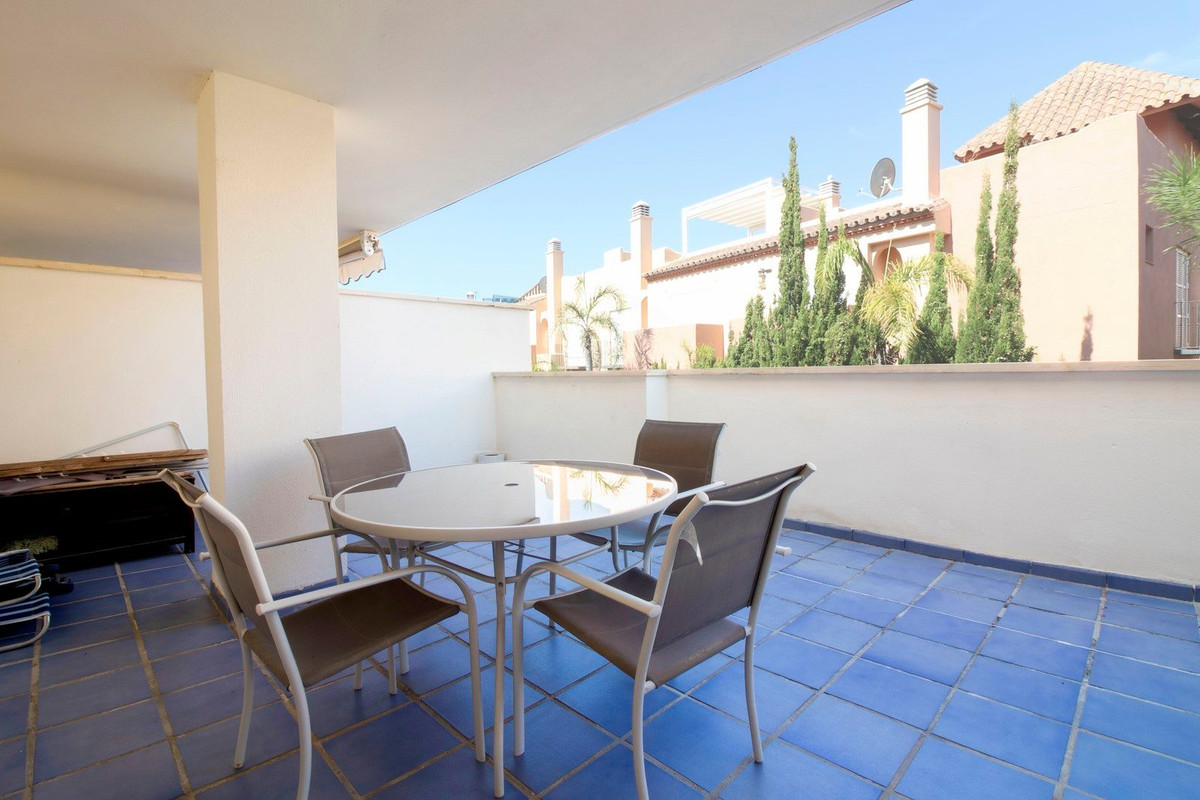 Nueva Andalucia, walking distance to Puerto Banus,  2 bedroom apartment with large terrace. The apar,Spain