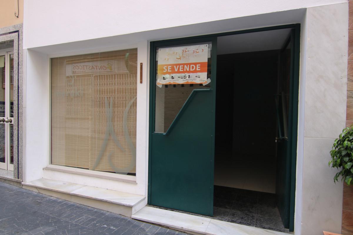 Comercial Oficina 0 Dormitorio(s) en Venta Málaga