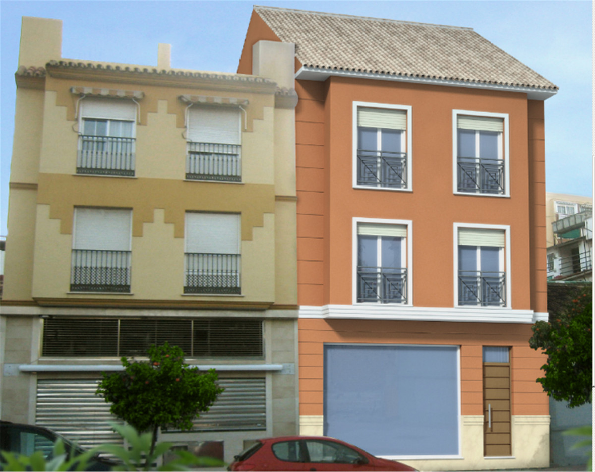 Apartment Complex for sale in Málaga