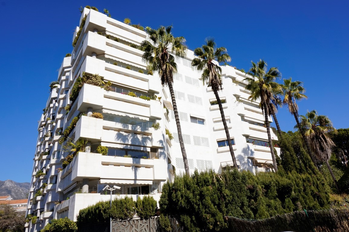 Leilighet - mellometasje i Marbella R2840630