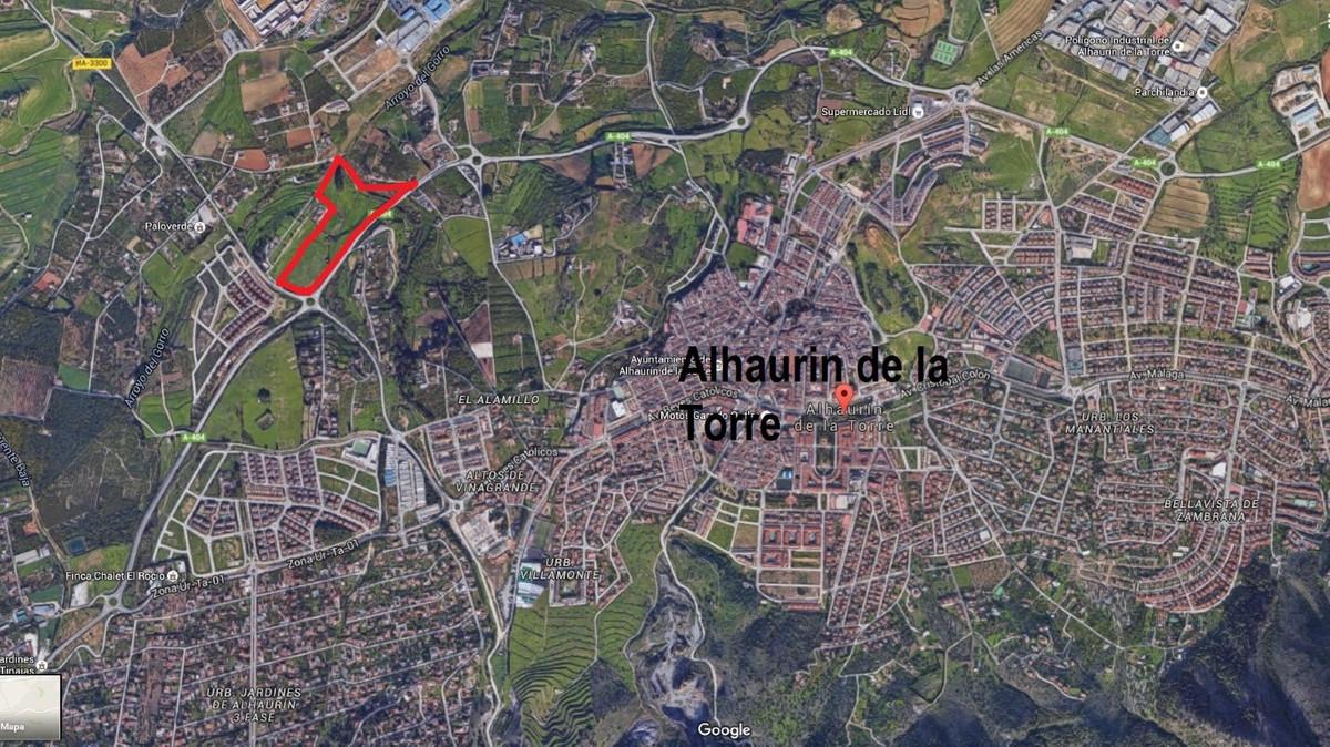 On this occasion, Stand Inmobiliario is offering rural estate, la Finca Menaya, in Alhaurin de la To,Spain