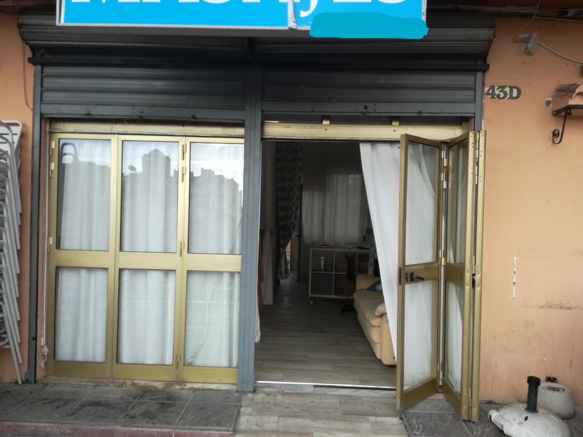 Commercieel - Benalmadena Costa