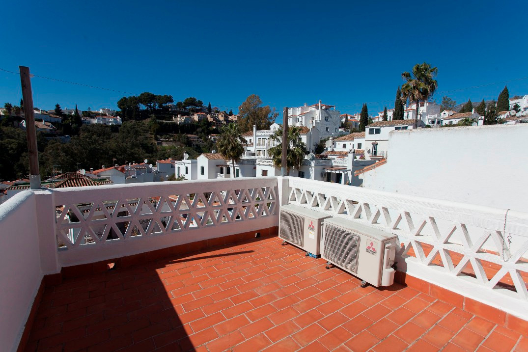 4 Bedroom Townhouse For Sale, Campo Mijas