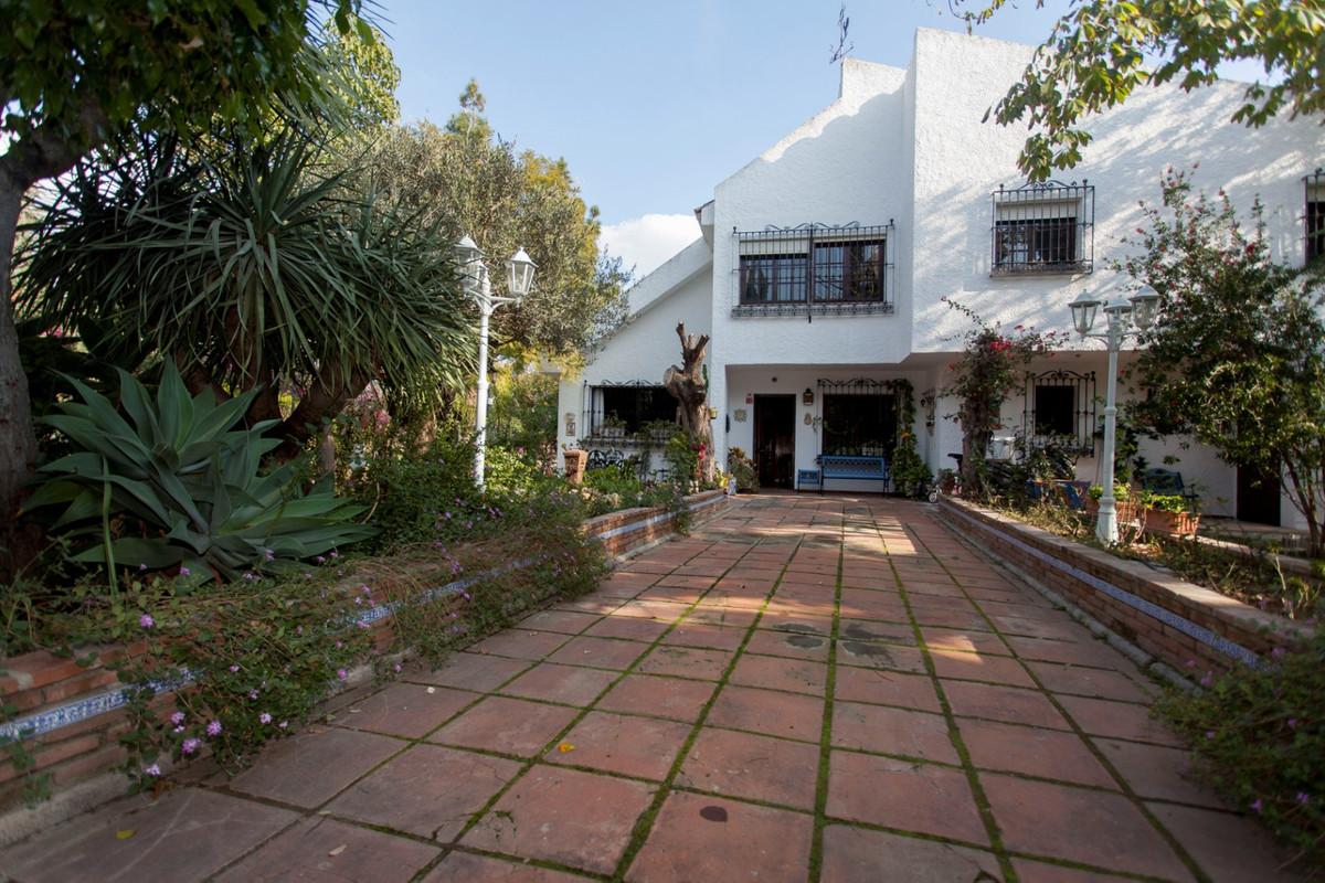 Freistehende Villa in Campo Mijas R3273682