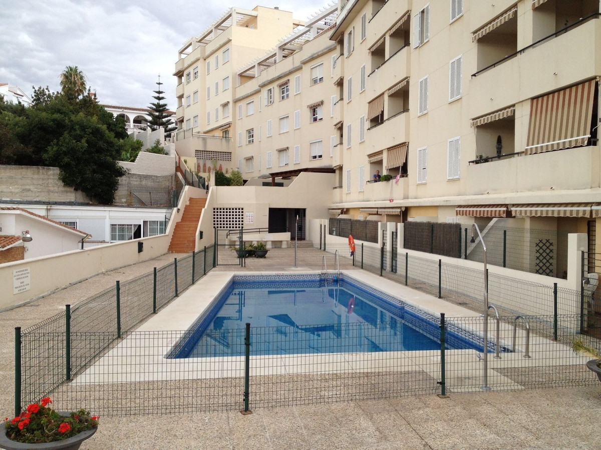 Apartment in Carihuela-Montemar, next to the Parque de la Bateria and near to the train station of T,Spain