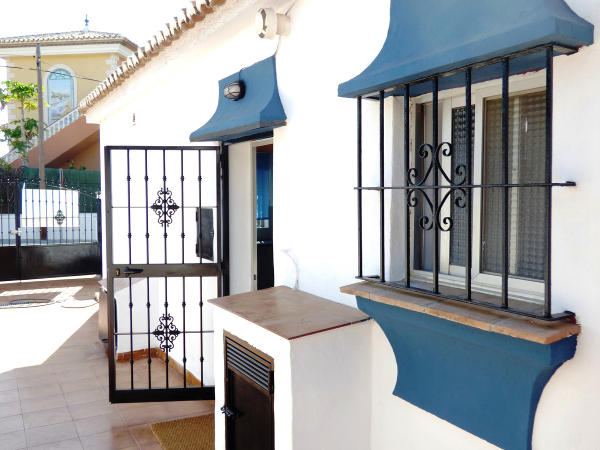 f you were looking for charm here you have it, independent house in Mijas Costa (EL CHaparral).  It ,Spain