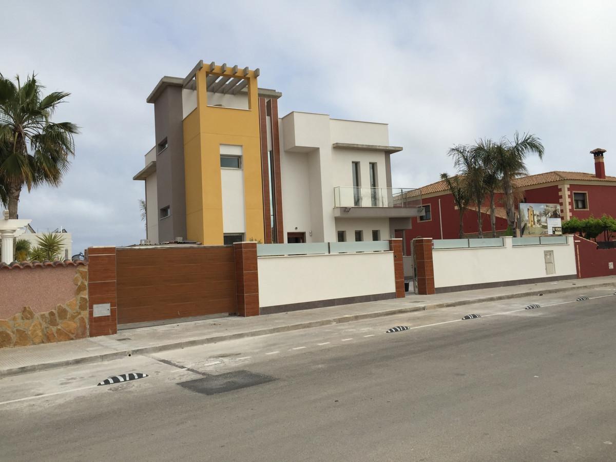 Luxury villa 400m2 in La Zenia, Origuela Costa, Alicante.  House 250m2 plus terrace 150m2.  3 bedroo,Spain