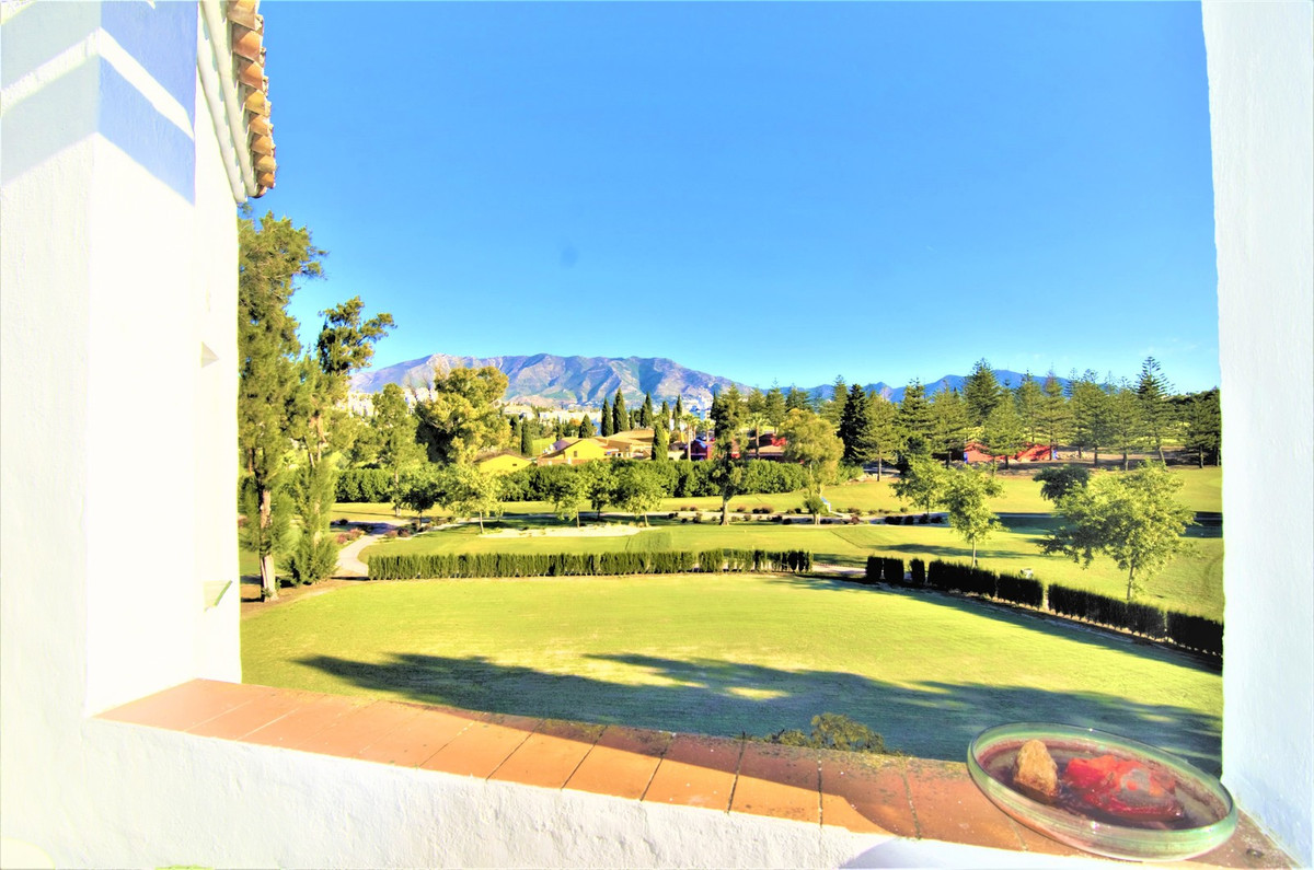 Studio on the first line of Mijas golf course! It is located in the urbanization of Mijas Golf (clos,Spain