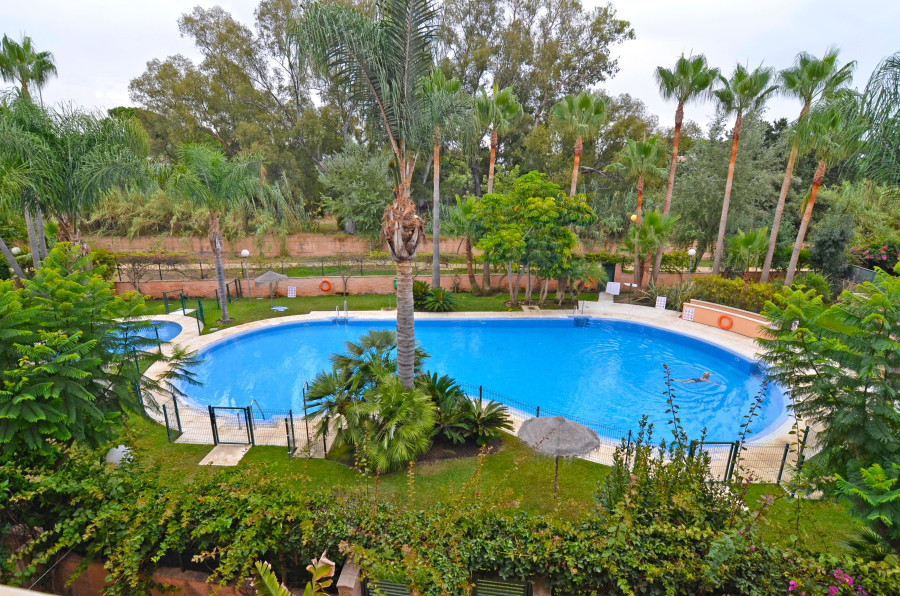 Beautiful Apartment in Carib Playa - Dunas de Artola (Marbella)   Carib Playa is a complex really cl,Spain