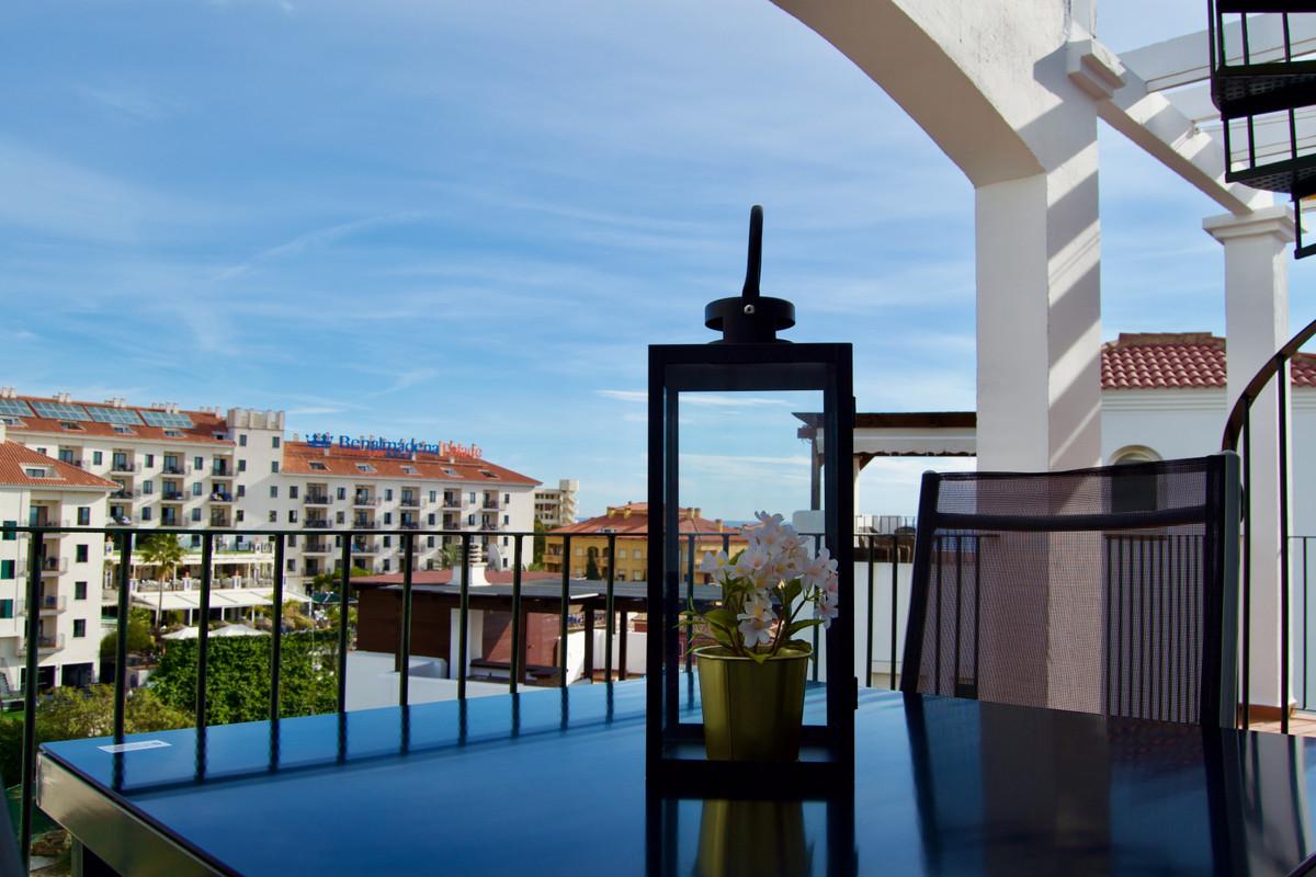 Penthouse, Benalmadena Costa, Costa del Sol. 2 Bedrooms, 2 Bathrooms, Built 74 m², Terrace 90 m².  S,Spain
