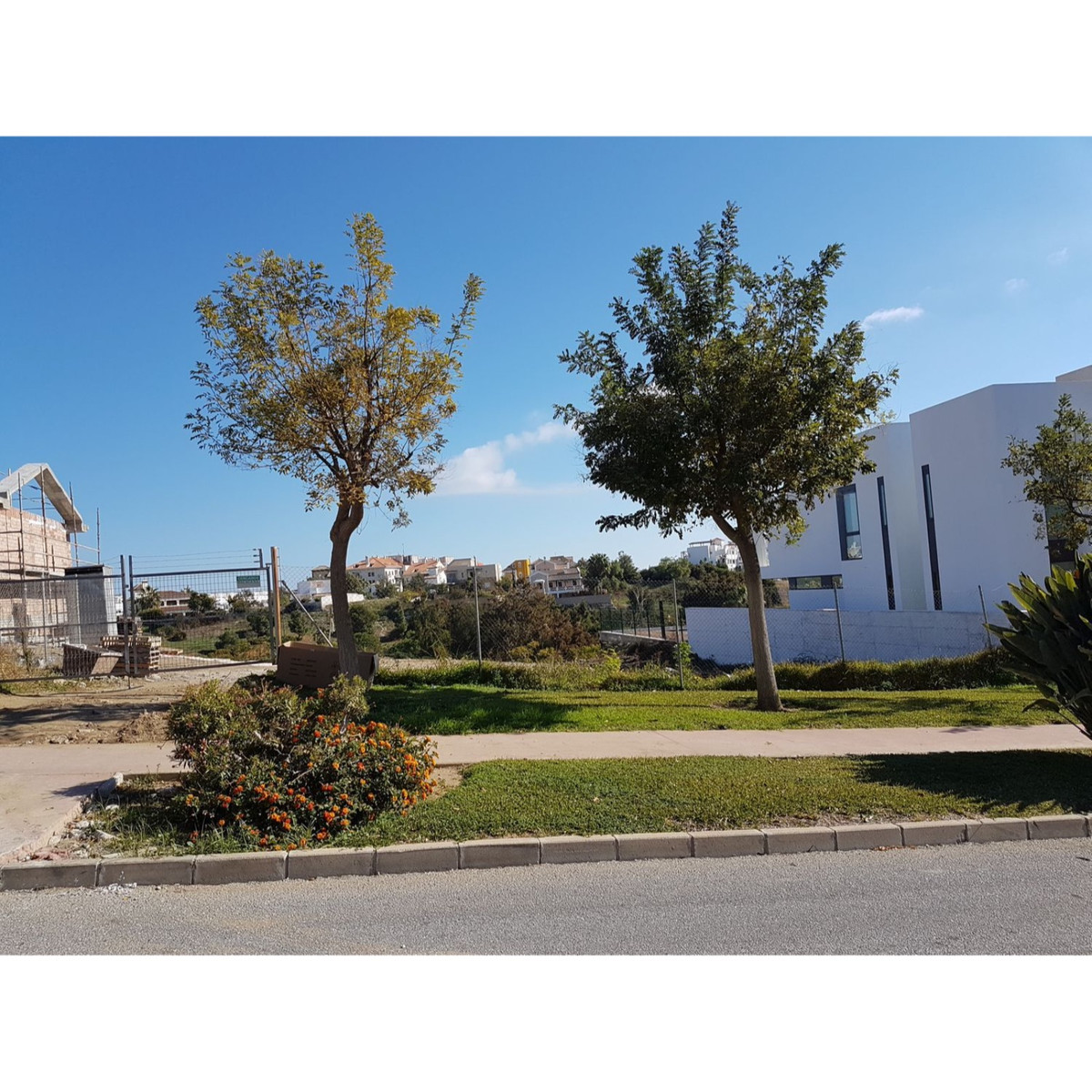 Residential Plot, Benalmadena Costa, Costa del Sol. Garden/Plot 857 m².  Setting : Close To Golf, Cl,Spain