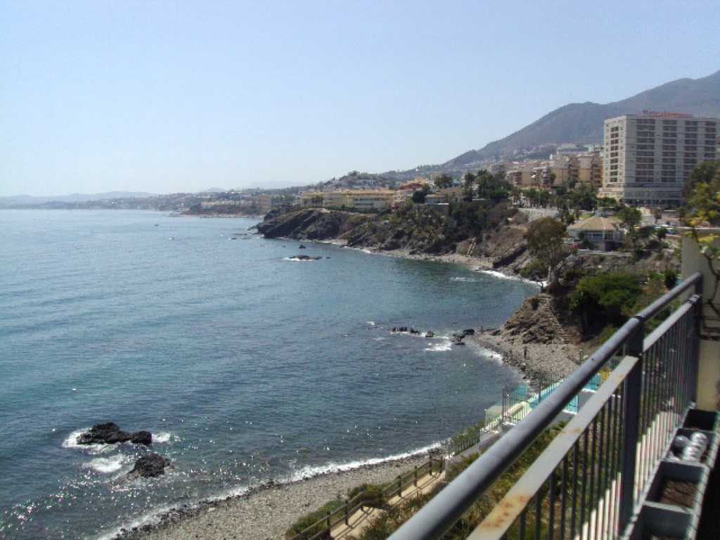 Spectacular apartment for sale in 1st line beach in Torrequebrada with wonderful views of the sea, t,Spain