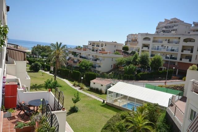 Middle Floor Apartment, Torrequebrada, Costa del Sol. 2 Bedrooms, 1 Bathroom, Built 89 m², Terrace 1,Spain