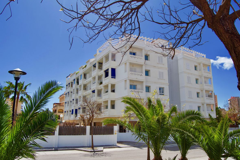 Penthouse, Playamar, Costa del Sol. 3 Bedrooms, 3 Bathrooms, Built 170 m², Terrace 80 m².  Setting :,Spain