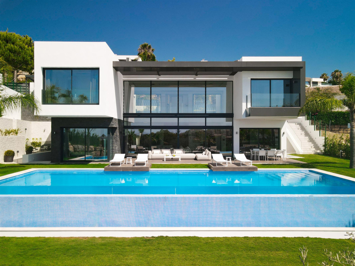 Villa, Individuelle  en vente    à Benahavís