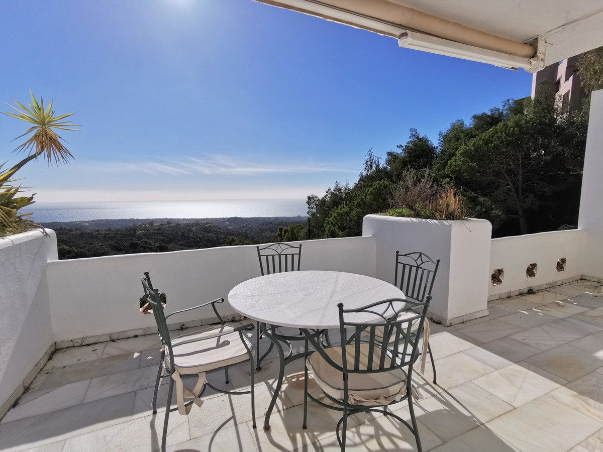 BREATHTAKING SEA VIEWS from every corner of this apartment!!! This lovely south facing duplex corner,Spain