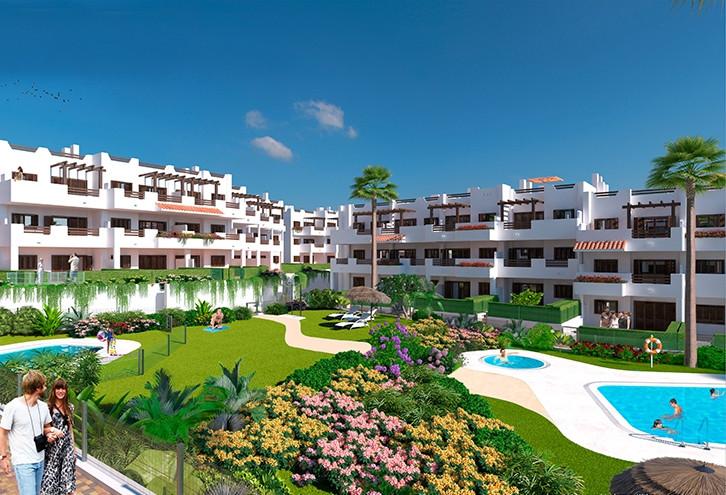 Apartment - San Juan De Los Terreros