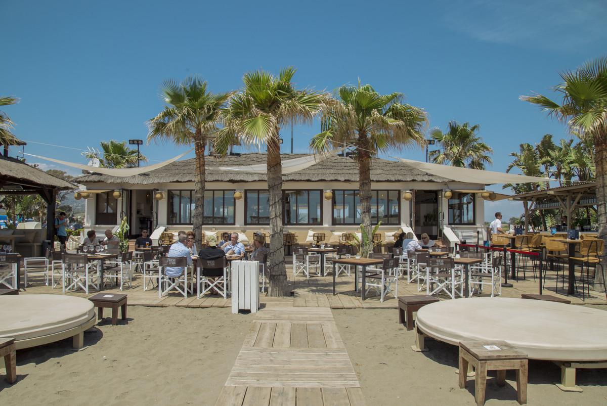 Beach Bar, Torremolinos, Costa del Sol. 1 Bedroom, 1 Bathroom, Built 200 m², Terrace 400 m².  Settin,Spain