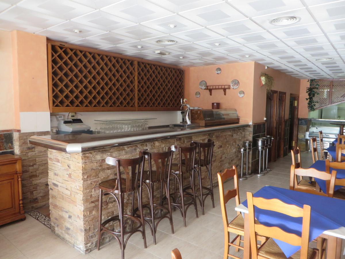 Commercial  Restaurant for sale   in Mijas