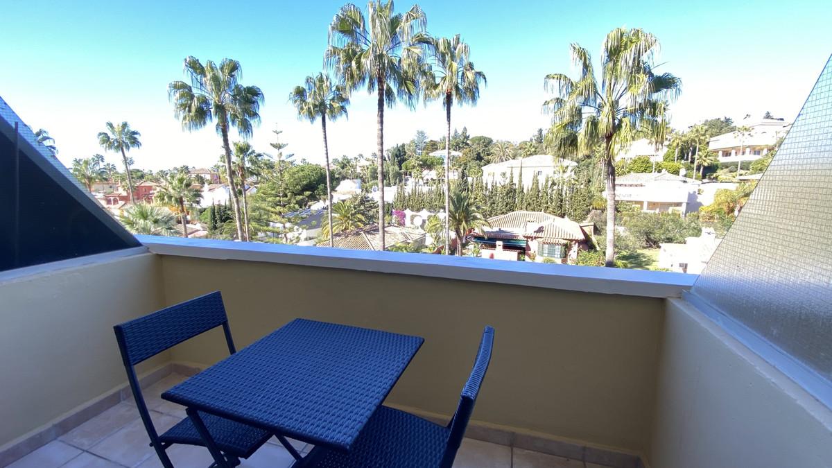 URBANIZATION CARIB PLAYA BUILDING 1 bedroom duplex apartment on Carib Playa residential Faisan stree,Spain