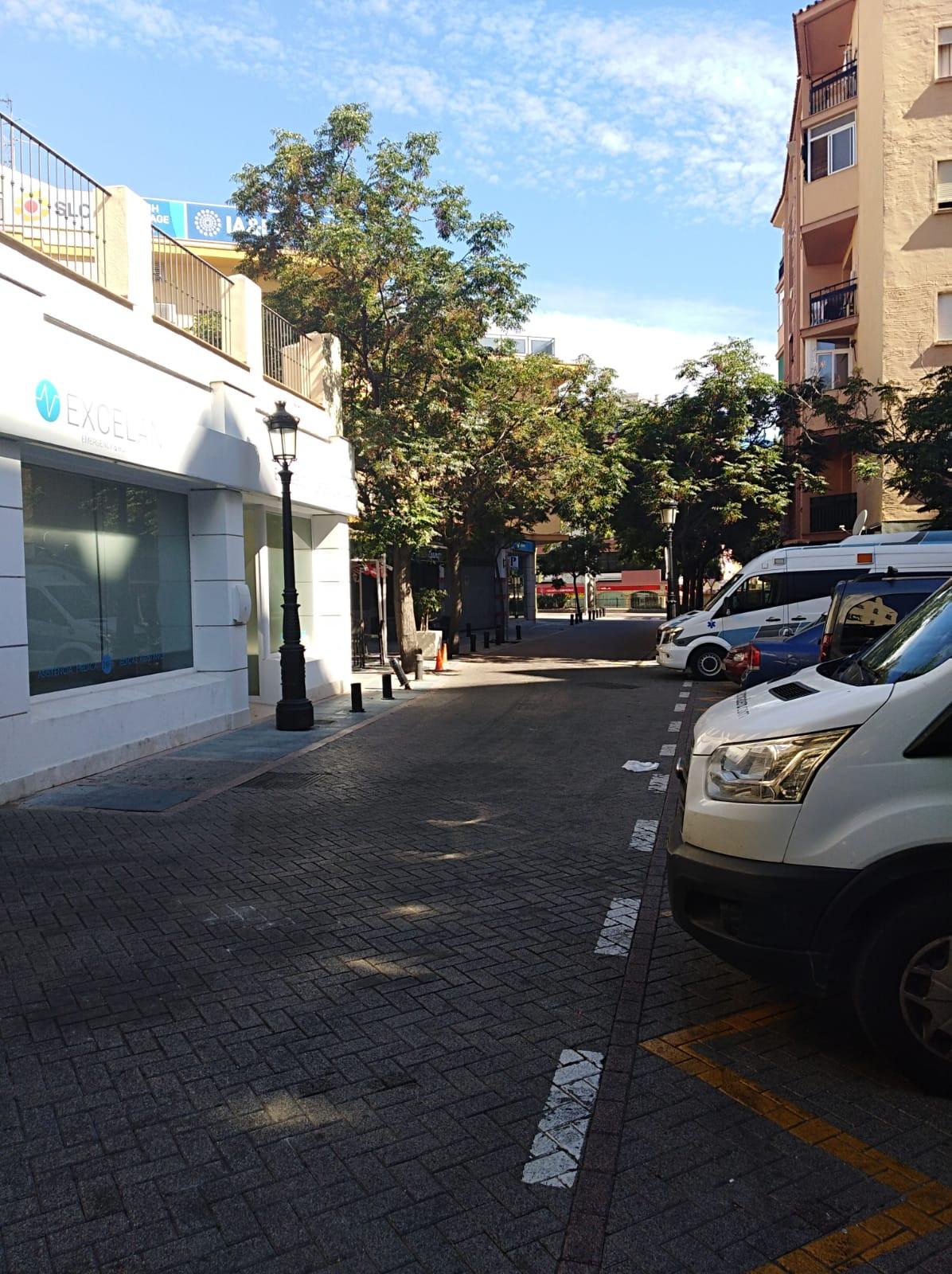 Aparcamiento En Venta Marbella