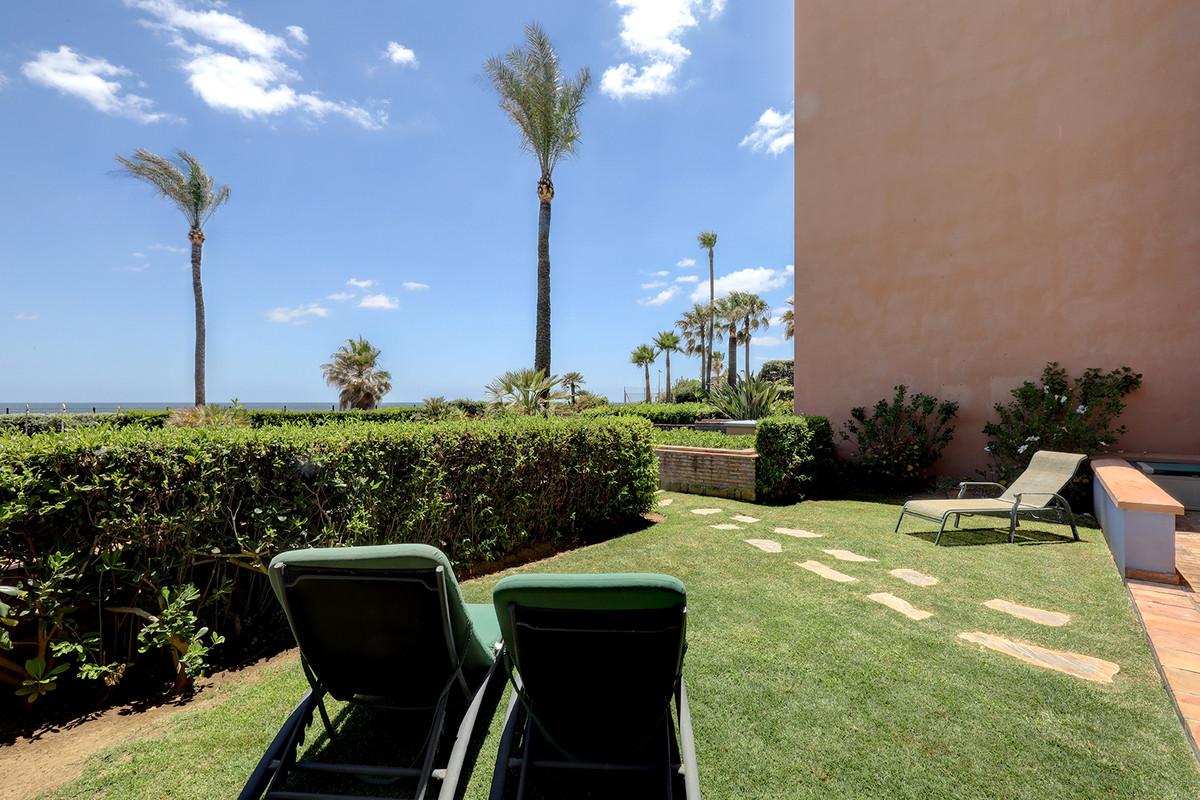 2 Bedroom Ground Floor Apartment For Sale Casares Playa