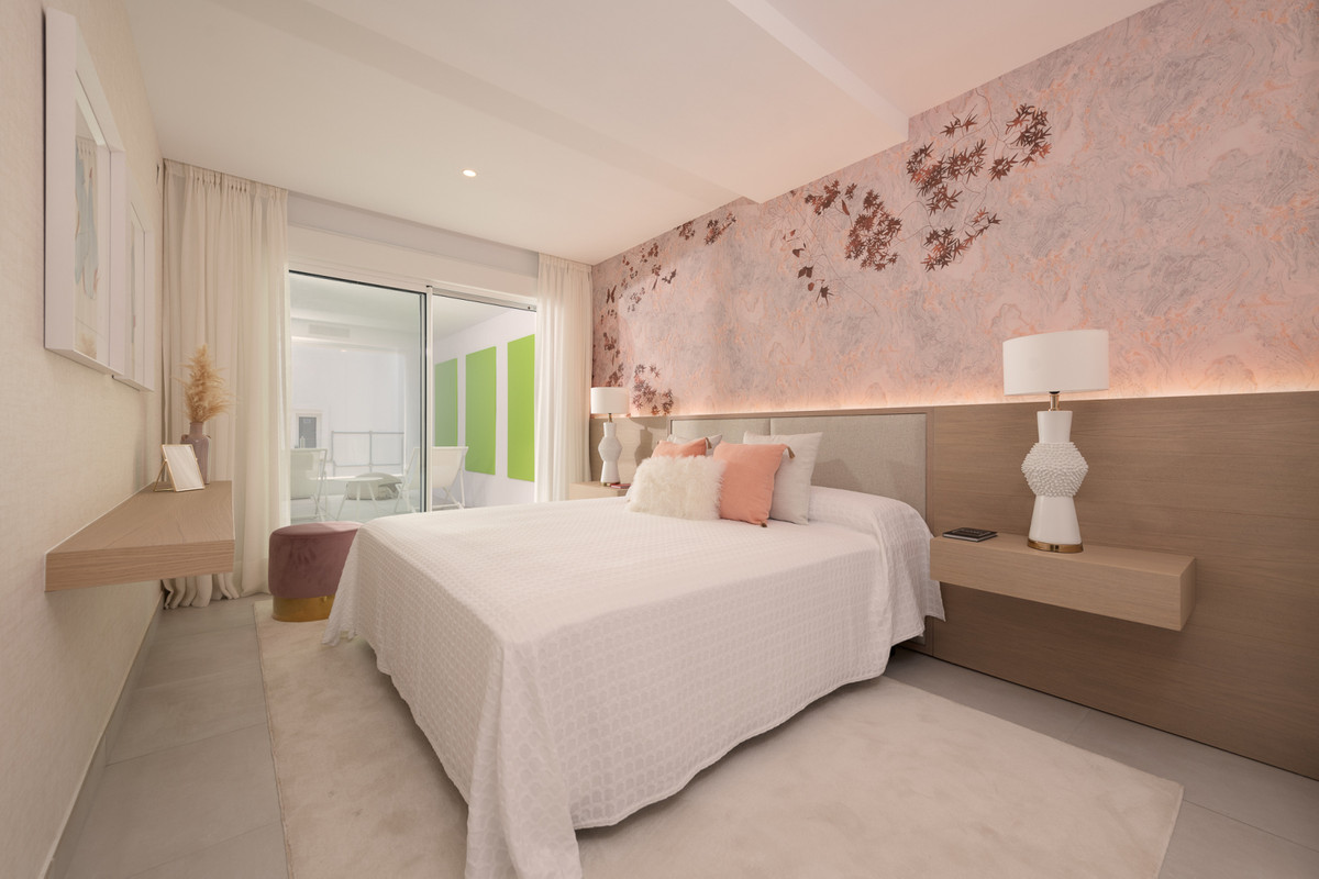 1 Bedroom Ground Floor Apartment For Sale Altos de los Monteros